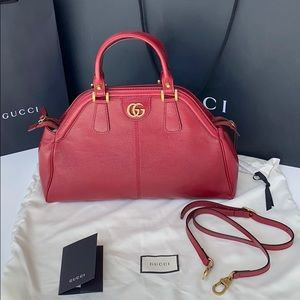 NWT ❤️❤️Auth Gucci Re(Belle) Medium Leather